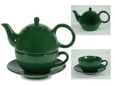 Tea for One Hunter Green Gloss - EnglishTeaStore Brand Online Stores Inc