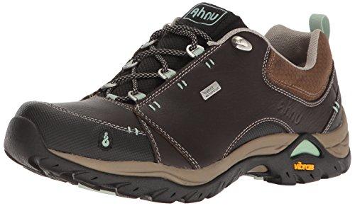 Ahnu Women's W Montara II Waterproof Hiking Shoe, Smokey Brown, 9.5 M US by Ahnu