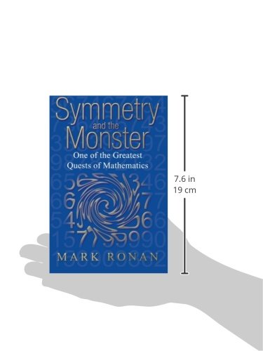 Symmetry and the Monster: The Story of One of the Greatest Quests of Mathematics book download