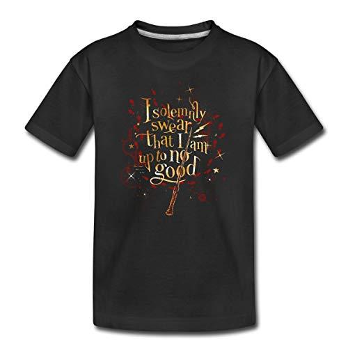 Spreadshirt Harry Potter Ik Zweer Plechtig Teenager Premium T-shirt