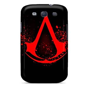 Galaxy S3 Case Bumper Tpu Skin Cover For Assassins Creed Accessories