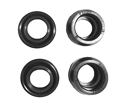 ACDelco 18K967 Professional Front Disc Brake Caliper Rubber Bushing Kit with Seals