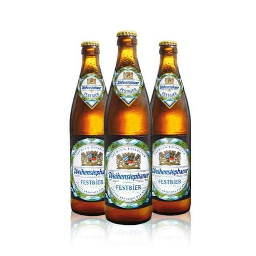 41r9JeYv%2BKL Weihenstephaner-Festbier-Limited-Edition-German-Oktoberfest-Beer-500ml-Bottles-6-Pack