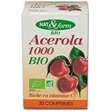 Nat&Form - Acerola 1000 Bio (30 comprimés)