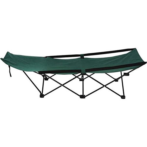SPCBED Maxam 71 in. X 24 in. Collapsible-quick Set-up Camping Cot B00JMG7BVO