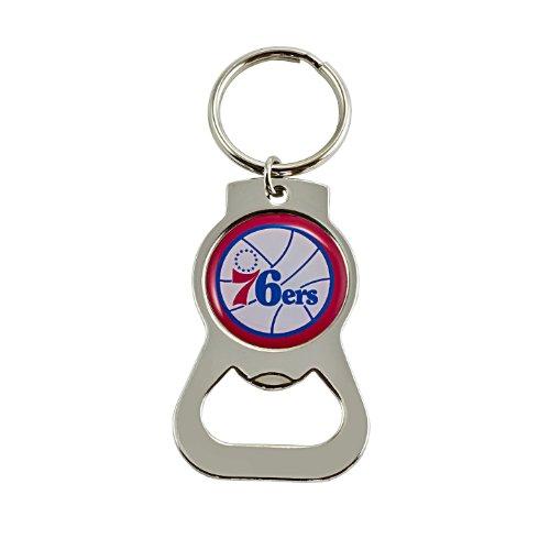 NBA Philadelphia 76ers Bottle Opener Key Ring (Sixers 76ers Nba Basketball)