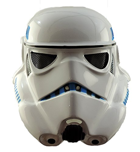 Stormtrooper 3/4 Mask Costume Accessory