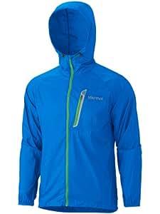 Marmot Trail Wind Hoody - Men's True Cobalt Blue XL