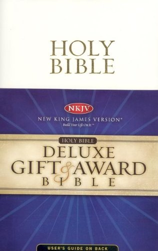 Download Holy Bible: New King James Version, White, Leatherflex, Gift and Award Bible, Supersaver Edition PDF