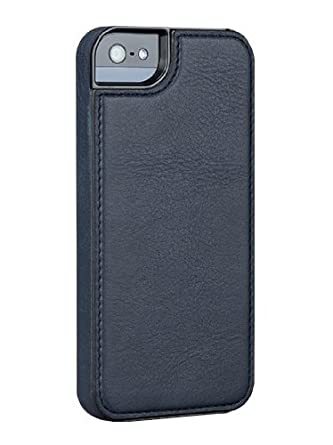 on sale e3a72 3c1aa Sena Cases Lugano Kontur for iPhone 5S/5 - Retail Packaging - Navy