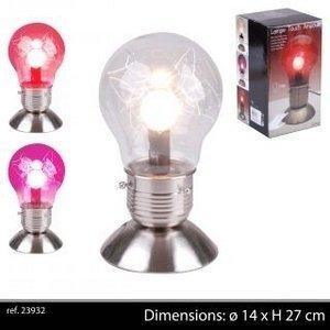 Lampe Touch Tactile Insolite Grosse Ampoule Pour Bureau Enfant