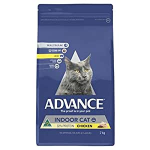 Advance Indoor Cat 2kg Cat Dry Food
