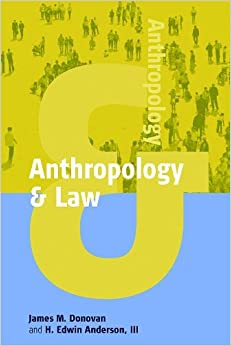 Book Anthropology & Law (Anthropology and....) (2006-03-10)