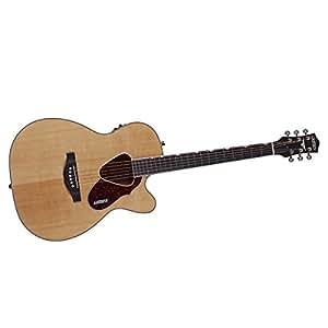 gretsch g5013ce rancher jr acoustic electric guitar natural musical instruments. Black Bedroom Furniture Sets. Home Design Ideas
