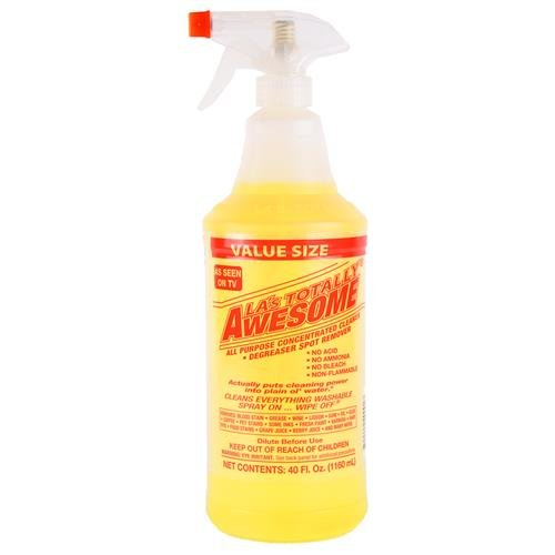 2 Pack Las Totally Awesome All Purpose Cleaner, Degreaser