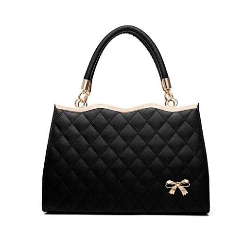 2015 New Winter Bag Lady Fashion Plaid Handbag Shoulder Bag Handbag Leisure Satchel