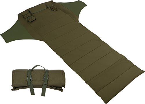 "Modern Warrior 5'3"" Tactical Shooting Mat"
