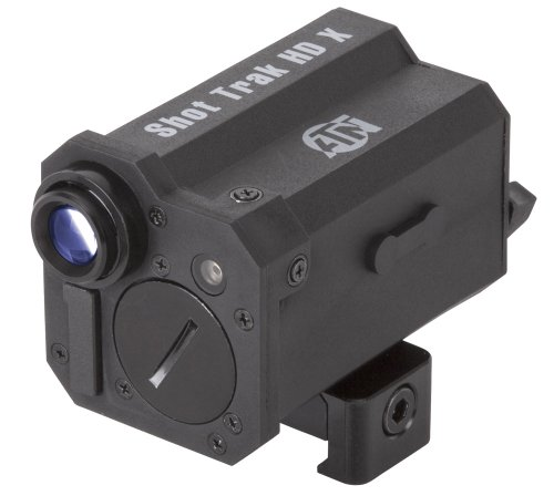 ATN Shot Trak-X HD Action Gun Camera with Laser (Atn Mount)