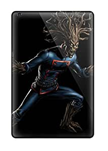 Vicky C. Parker's Shop Hot Ipad Mini 3 Hard Back With Bumper Silicone Gel Tpu Case Cover Groot