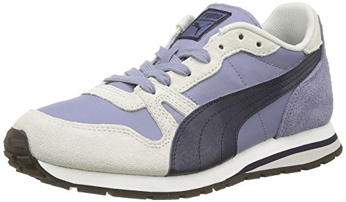 Elem Donna Grigio Gray Puma tempest peacoat gris Yarra Sneaker Basse glacier F4nxI5q