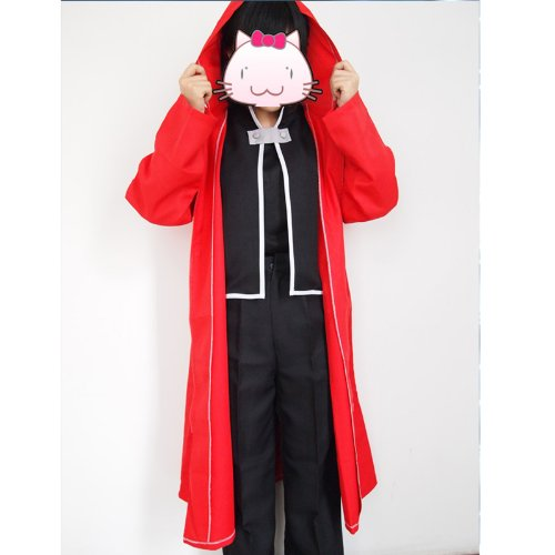 Fullmetal Alchemist Edward Elric Costume (Fantasycart Japanese FullMetal Alchemist Edward Elric Costume M)
