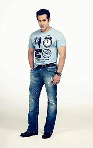 Chd Graphic Superstar Actor Salman Khan HD Wall Poster Multicolor ...