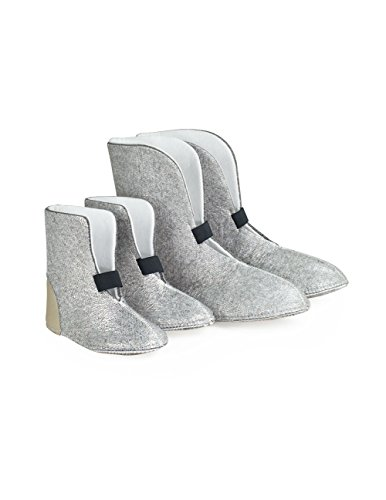 (FELT Boot Liners 814 GWR with 3 layers of protection, 10
