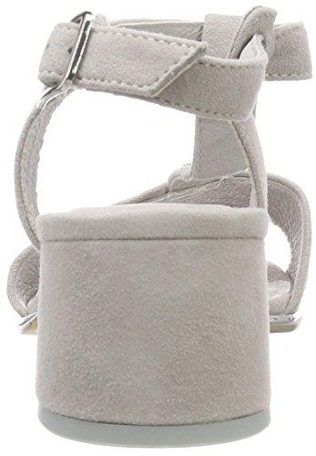 T Grey 28241 Bar Lt WoMen Natural Sandals Grey Be RqFtzUw