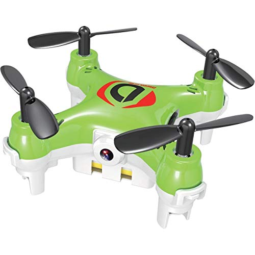 Mini Drone Mirage with Camera for Photo and Video Recording High Performance Quadcopter- Green
