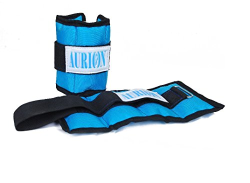 AURION Wrist/Ankle Weights Home Gym Weight Bands