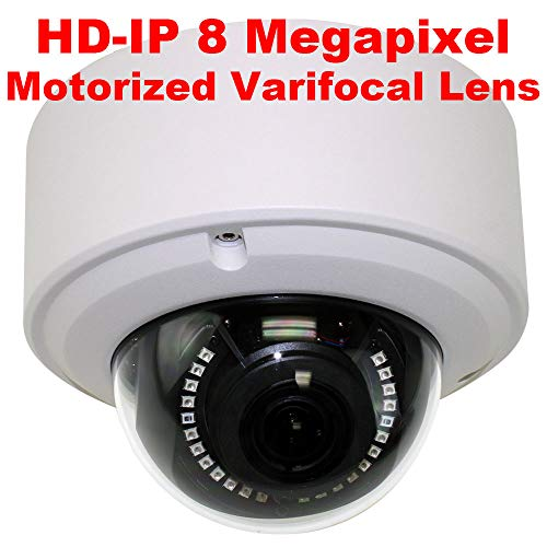 High Resolution Dome Security Camera - 8