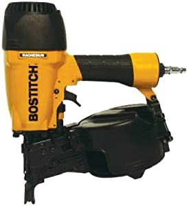 Stanley Bostitch N66c-1 Siding Nailer, Wire/Plastic Coil 1-1/2 To 2-1/2-In. Power & Air Hammers/Nailers by Stanley Bostitch