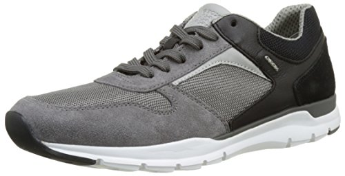 Top A Low Blackc9211 Anthracite Geox Grau Calar U Herren qgxWIXtf