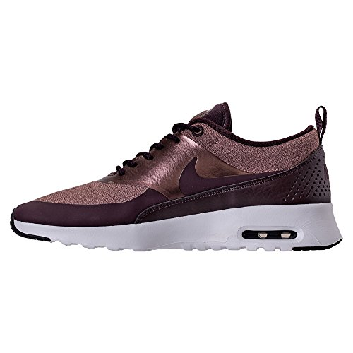 pre order sale online free shipping purchase NIKE W Air Max Thea Knit Womens Aa1109-600 Port Wine/Mtlc Mahogany-particle Pink outlet hot sale free shipping looking for C0XEKG