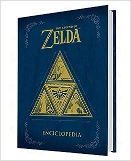 The Legend of Zelda: Enciclopedia: Amazon.es: Nintendo, Heredia Pitarch, David: Libros