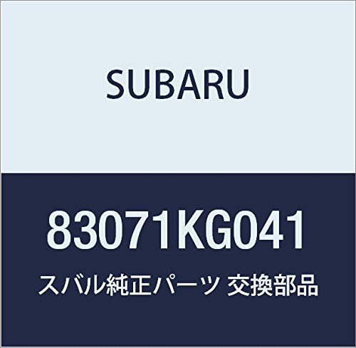 SUBARU (スバル) 純正部品 スイツチ パワー ウインド メーン 品番83071AJ400 B01N2PFEPM -|83071AJ400