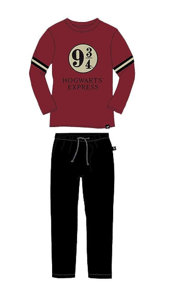 Pijama Hombre Harry Potter 9 3//4 Talla M Hogwarts Express