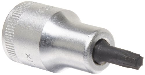 Stahlwille 54TX-T30 Steel Male Torx Screwdriver Socket, 1/2