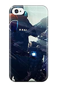 Discount 7504293K40954490 High Grade Flexible Tpu Case For Iphone 4/4s - 2012 Resident Evil Operation Raccoon City Game