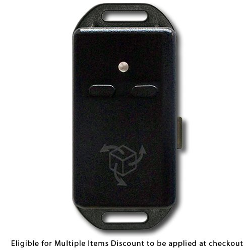 Yost Labs 3-Space Sensor 3-axis 9DOF Data-logging High-G Accelerometer Miniature IMU / AHRS (Screw-down case) (TSS-DL-HH-S) by YEI Technology
