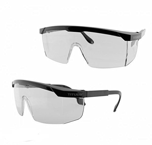 Motorcycle Riding Shooting Sport Glasses Goggles Gun Range Eye Protection Z87