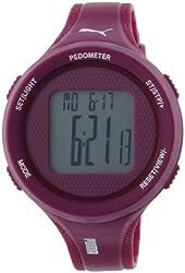 Puma PU911042003 Step Purple Digital Chronograph Watch