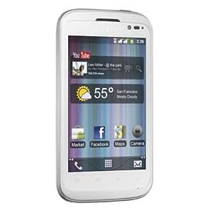 Alcatel One Touch 991D - Móvil libre color blanco [Importado de Alemania]