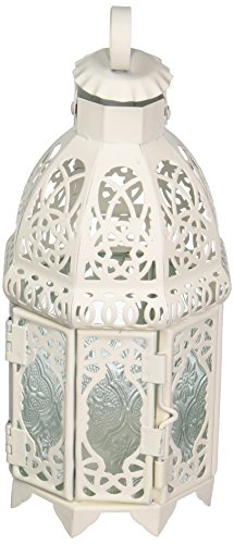 koehler Home Decor Gift Accent White Fancy Tabletop Tealight