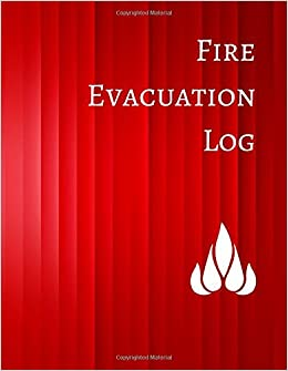 Book Fire Evacuation Log