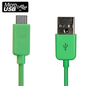 PCMOVILES-- USB, Micro-Cable de datos para LG optimus L9 P760