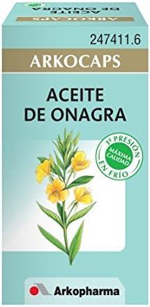 ARKO ACEITE ONAGRA 210 MG 200 CAPSULAS: Amazon.es: Salud y cuidado personal