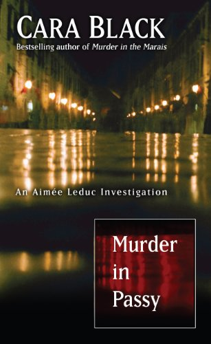 book cover of Murder in Passy