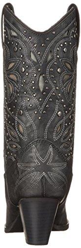 Women's Annabelle Western Dingo Boot Black qpwRUnx7x