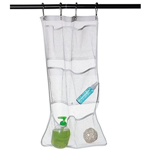 Hot JOKHOO Hanging Mesh Bath Shower Organizer3 Pack